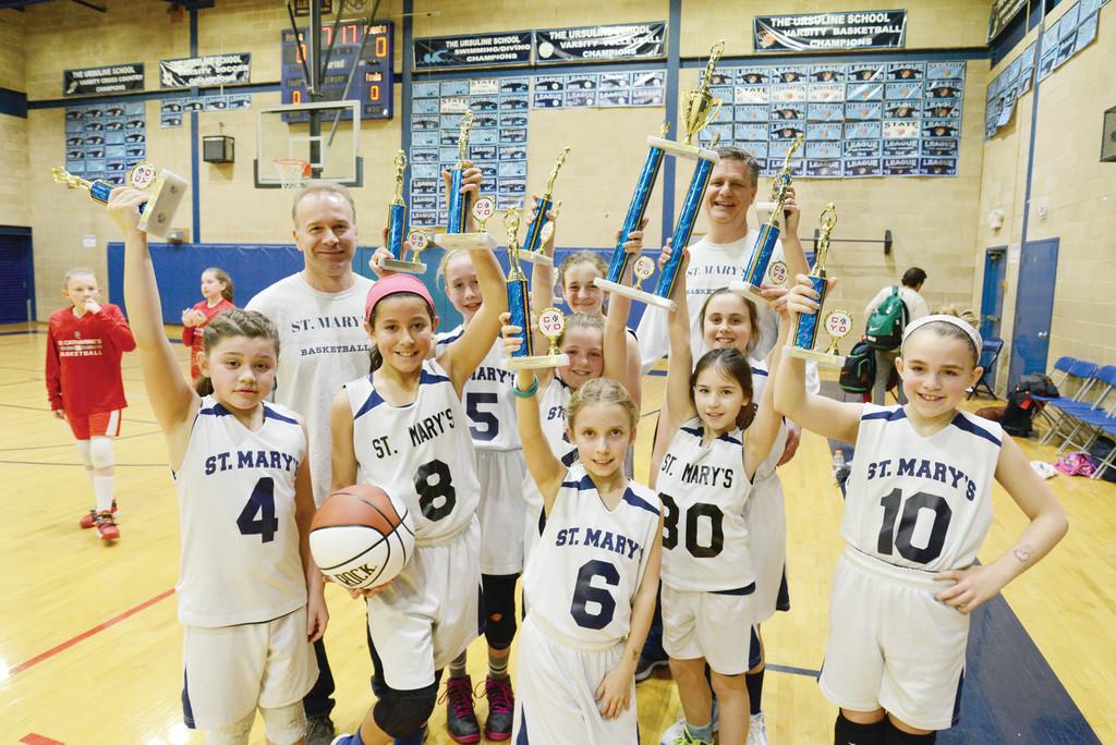 Sacred Heart School Basketball Staten Island