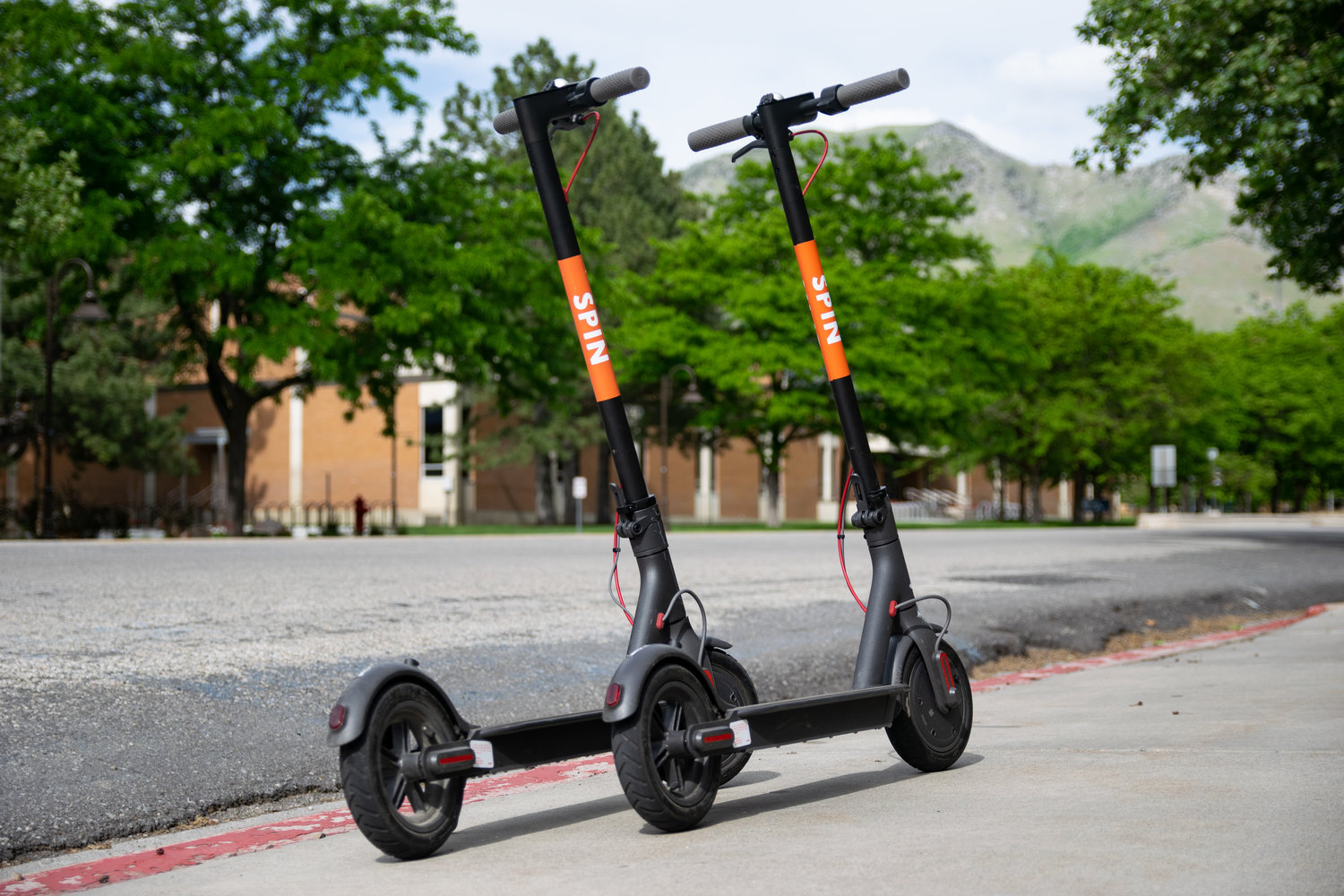 UPDATE: Spin plans summer scooter launch in Lansing   City Pulse