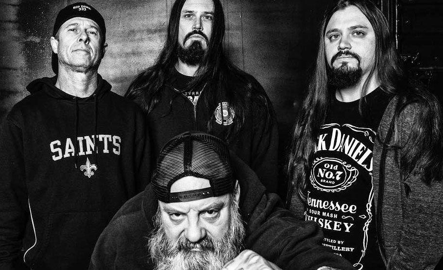 Sludge metal legends Crowbar perform at The Loft