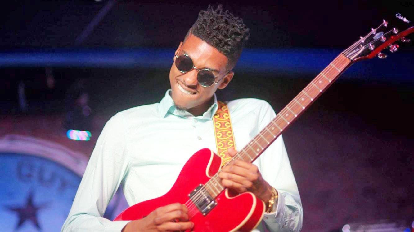 BluesFest headliner Jamiah Rogers brings funktacular rock