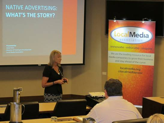 "2014 Native Advertising Summit asks, ""What's the story?""."