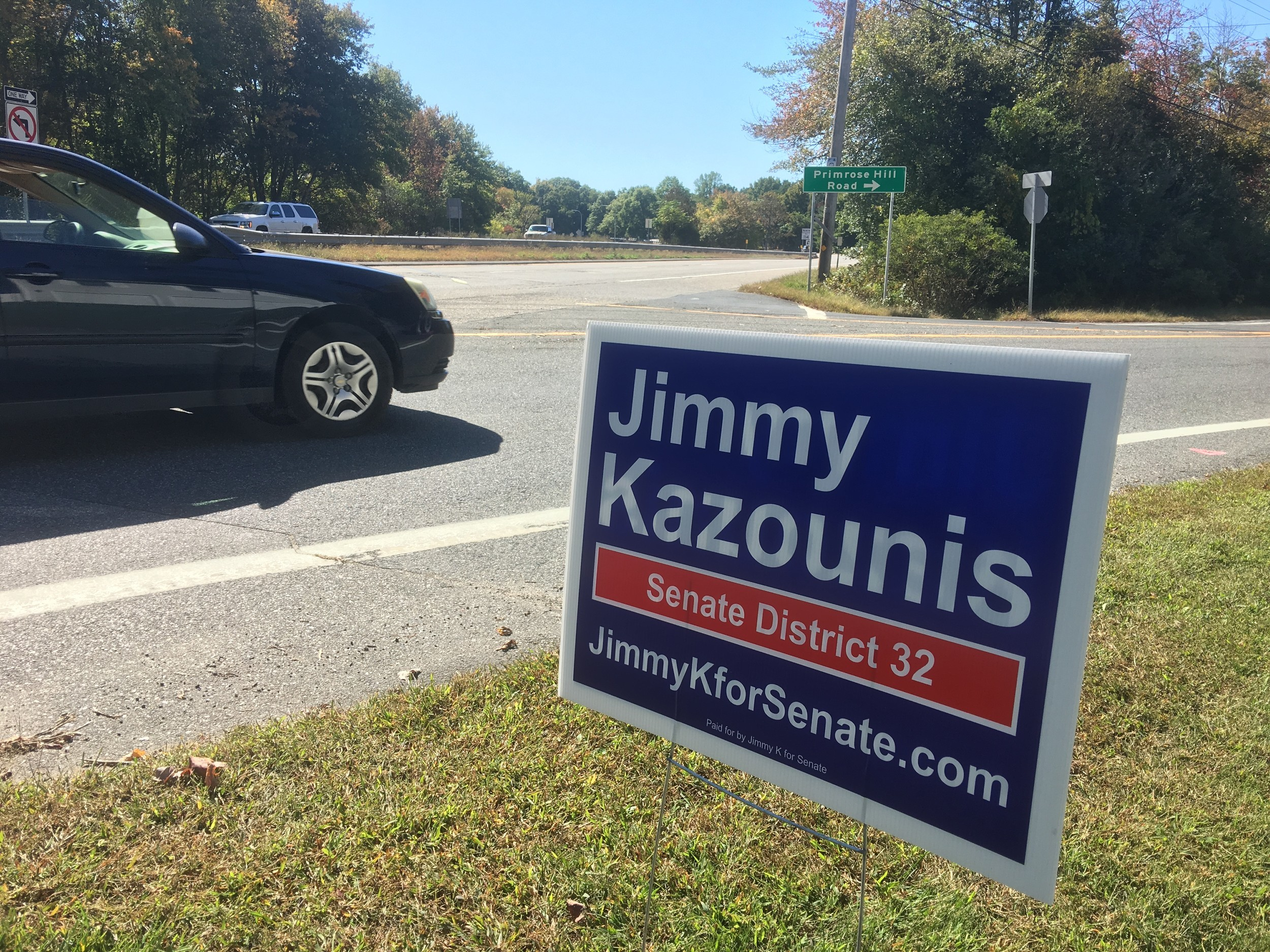 Political Lawns Signs Sprouting Up In Barrington Rhodybeat
