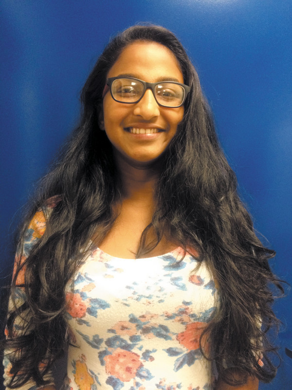 Supriti Senthilkumar: Toll Gate's student of the week is Supriti Senthilkumar, a grade 9 student.  Supriti is new to Toll Gate and has embraced high school by joining the field hockey team and running for class office.  She is a welcome addition to our school community and is enthusiastic about high school and all the variety of activities it provides.