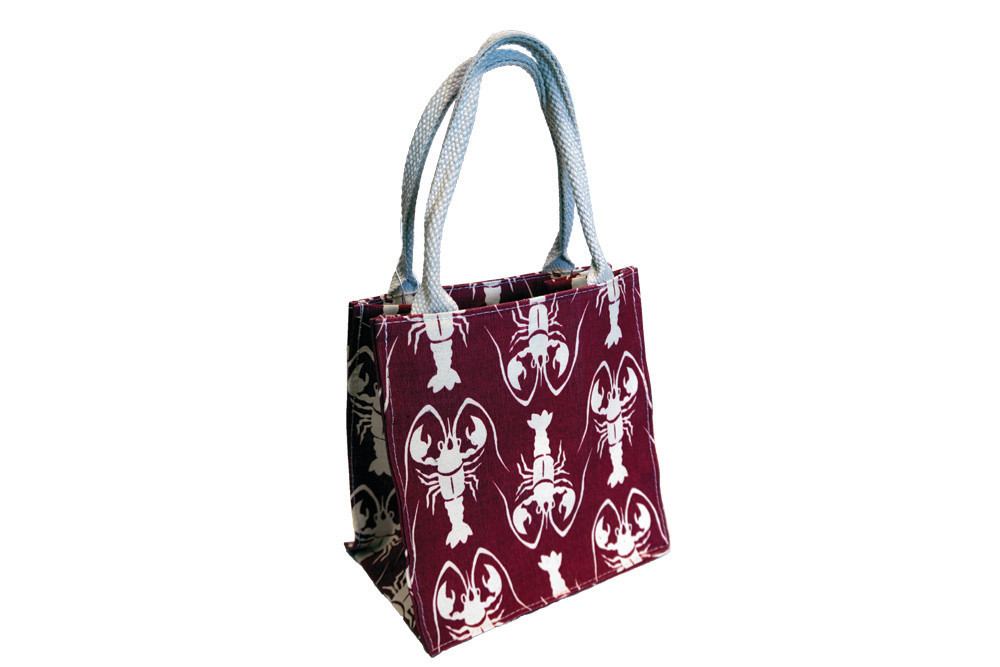 Lobster tote, $10.50