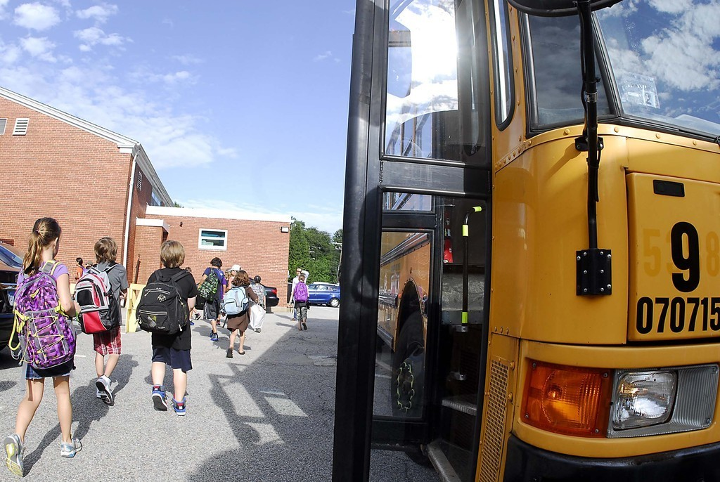 Barrington will outsource bus monitor jobs as part of start