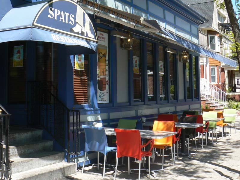 SpatsThis historic East Side restaurant and pub serves up good food and good times to students, groups and families alike. All lunch items are $5.99 every day. Ample sidewalk seating makes this spot a summer do. 182 Angell Street, Providence. 437-8300
