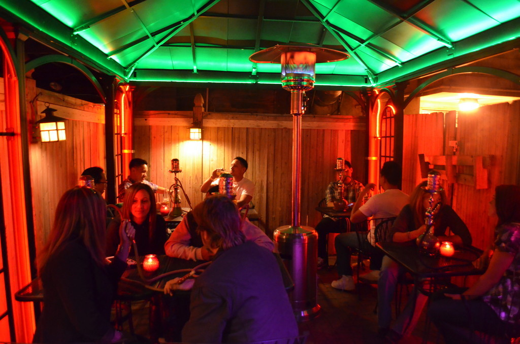 ByblosThe first, and recently voted best, hookah lounge is a hip wi-fi cafe by day and a hopping lounge by night. Lebanese food, two floors, two bars and an outdoor patio rounds out the experience. 235 Meeting Street, Providence. 453-9727