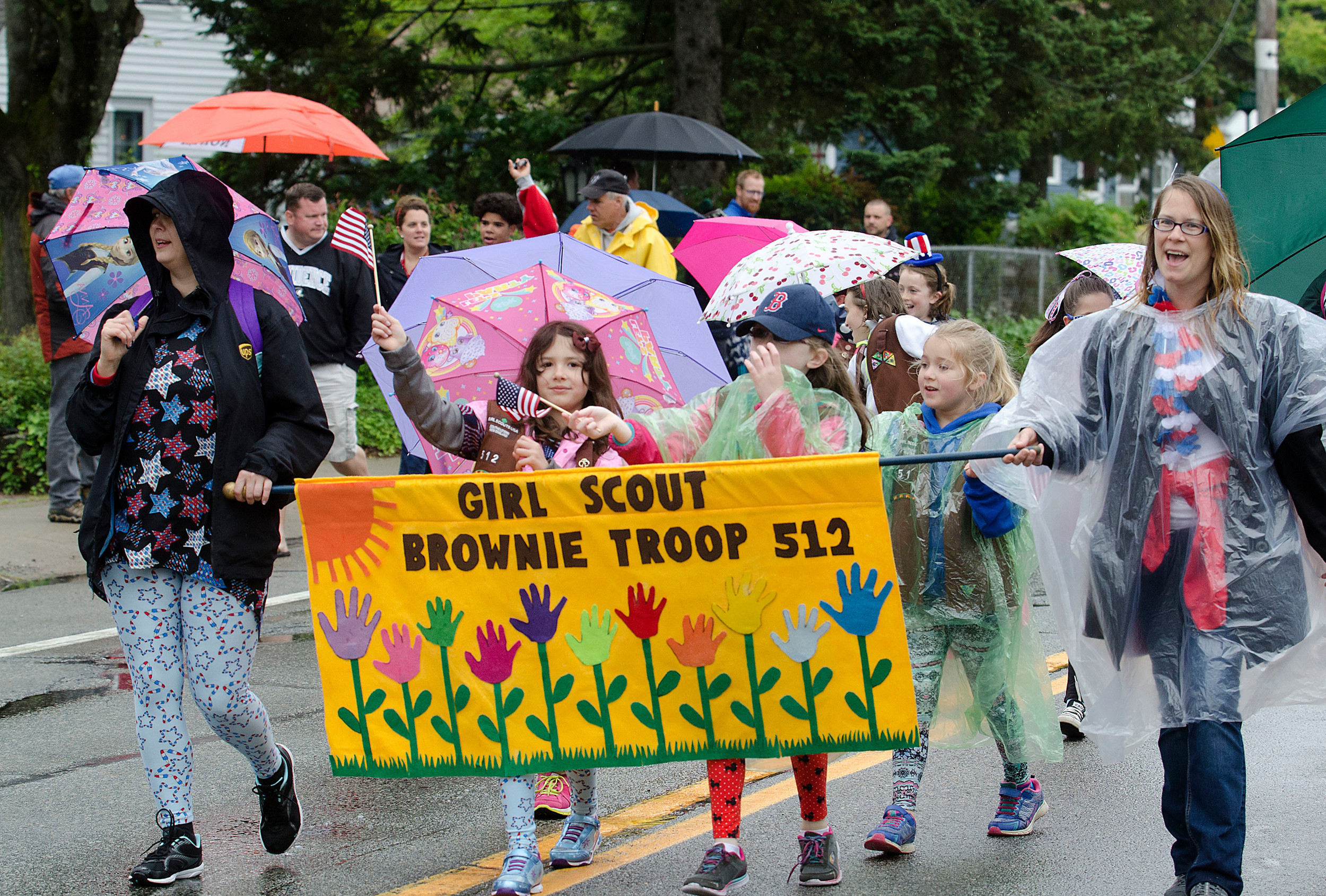 Gallery: East Providence American Legion Memorial Day Parade