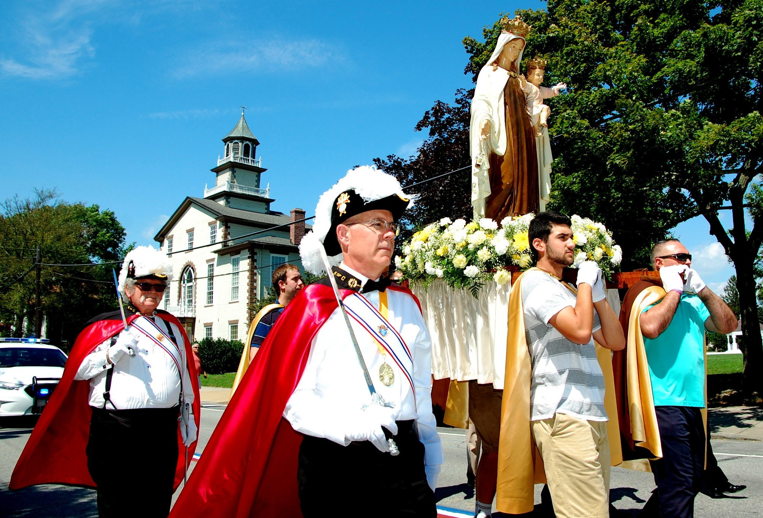 Feast Of Our Lady Of Mount Carmel Quotes: GALLERY: In 100th Year, OLMC Celebrates Annual Feast
