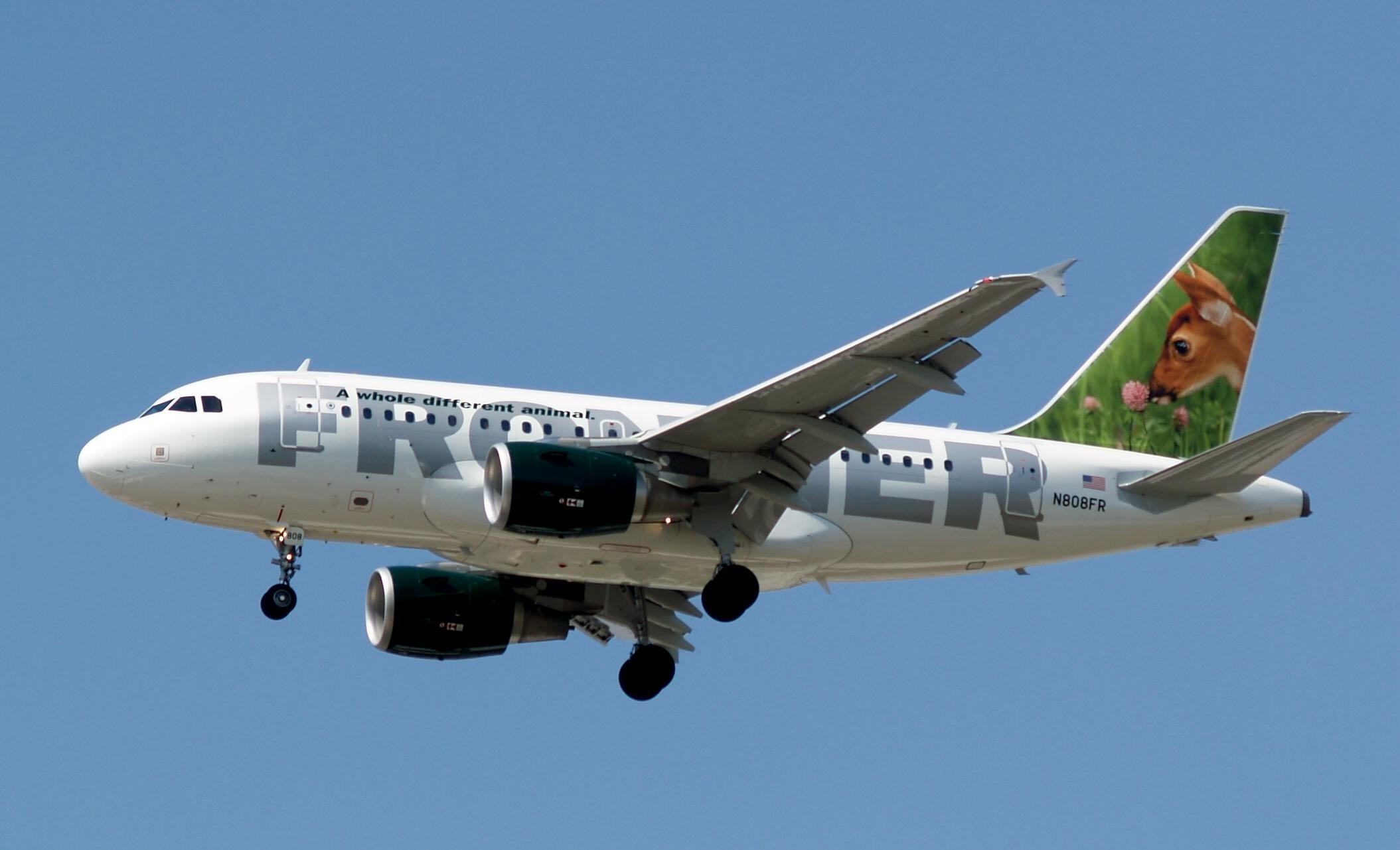 Frontier Airlines will now be flying to eight cities from T.F. Green Airport in Warwick, following Tuesday's announcement.