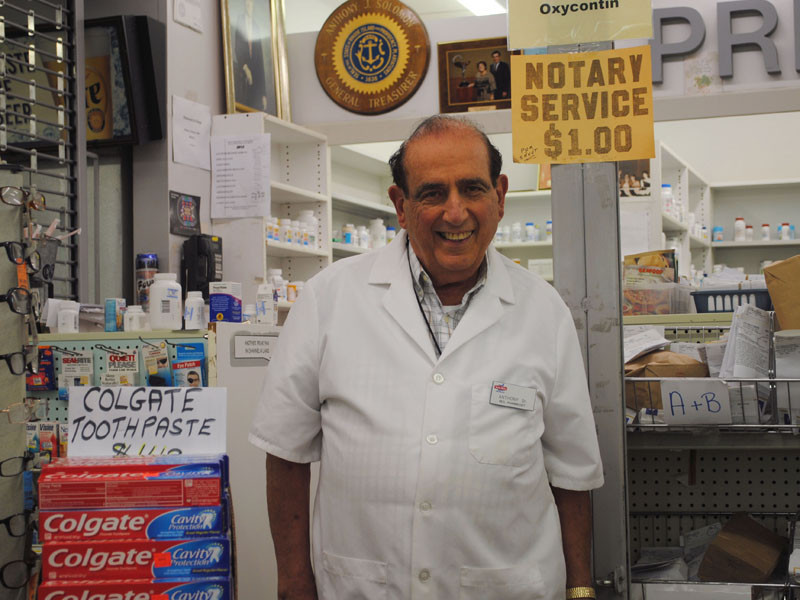 Anthony Solomon