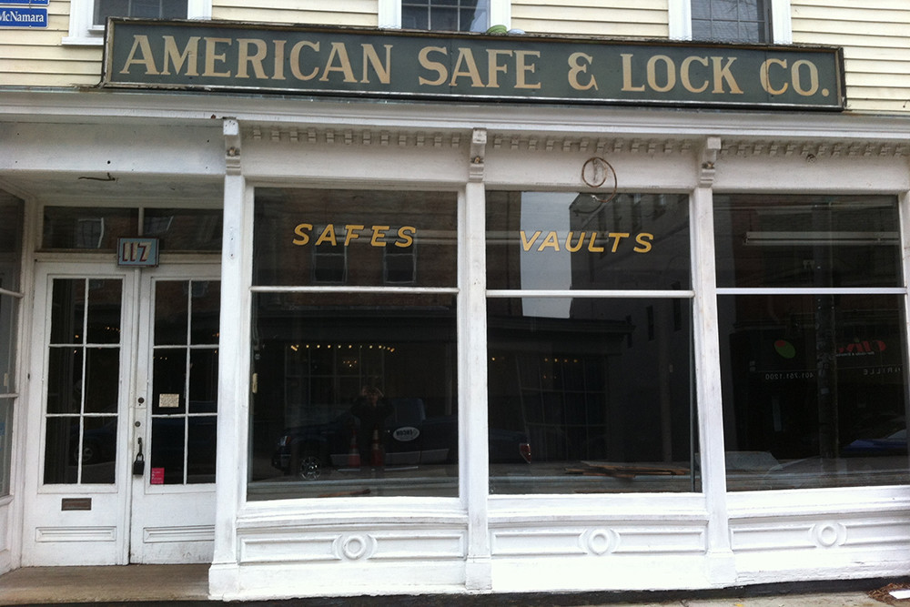 American Safe & Lock was an East Side institution for 100 years