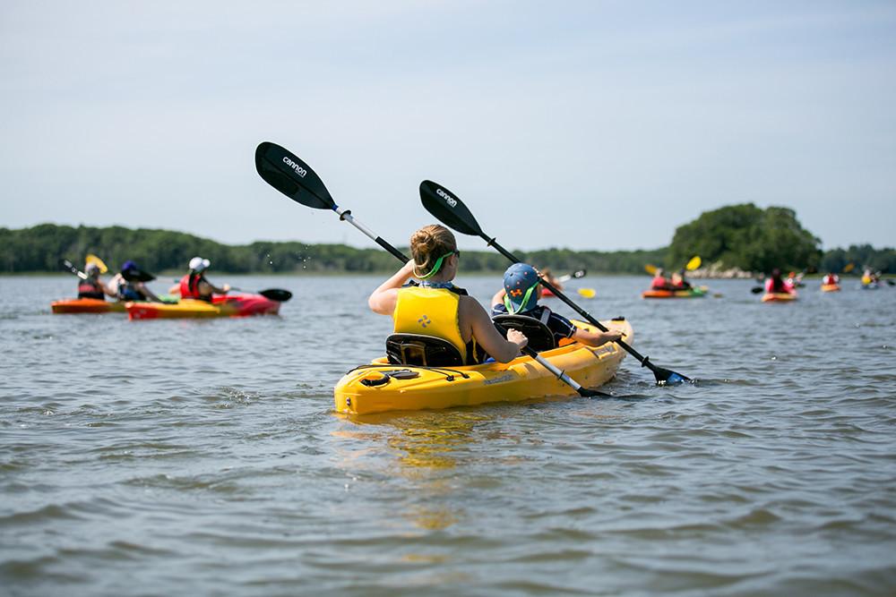 Spots to Canoe In & Near Glens Falls