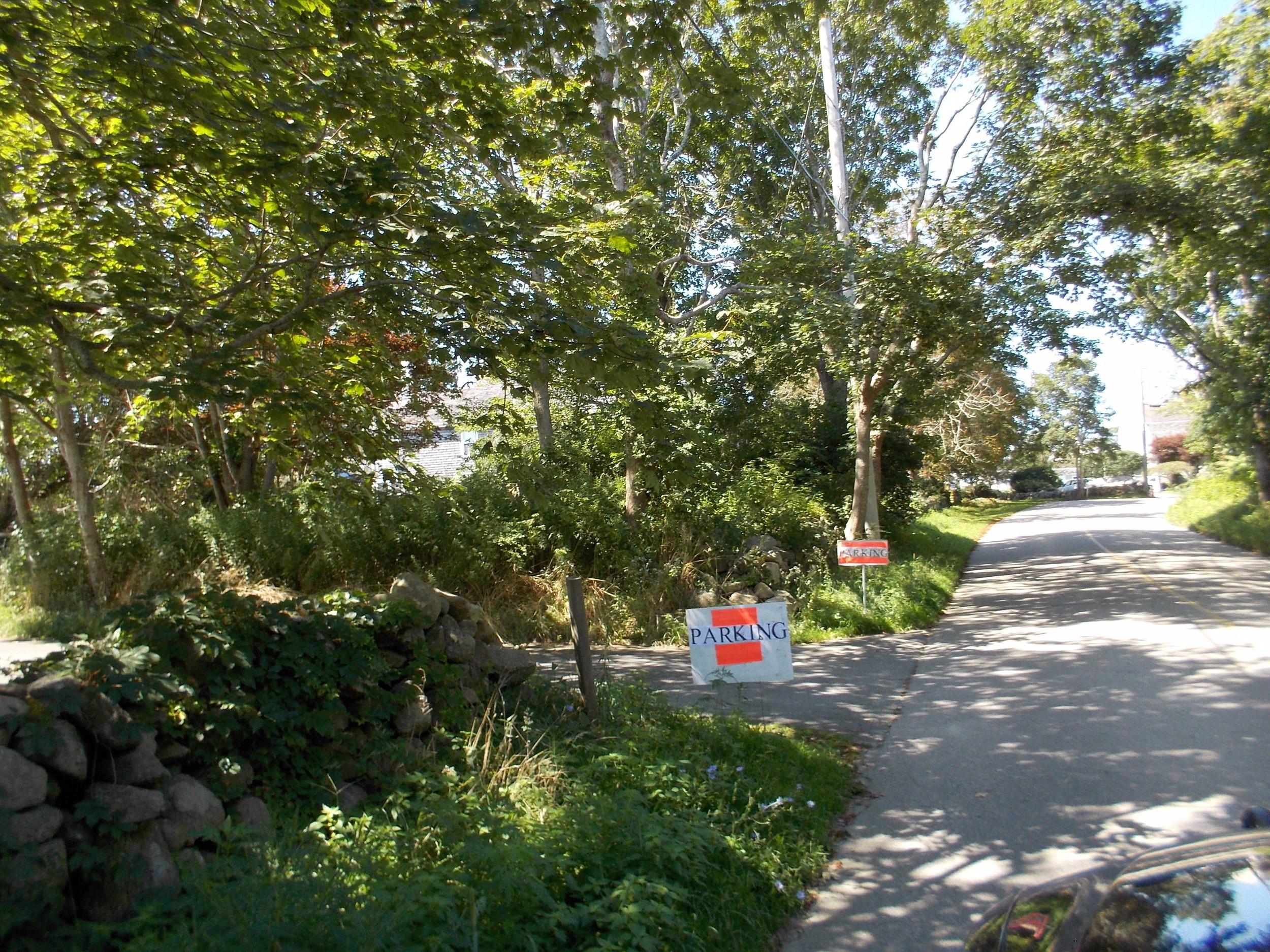 backyard little compton beach parking irks town rhodybeat
