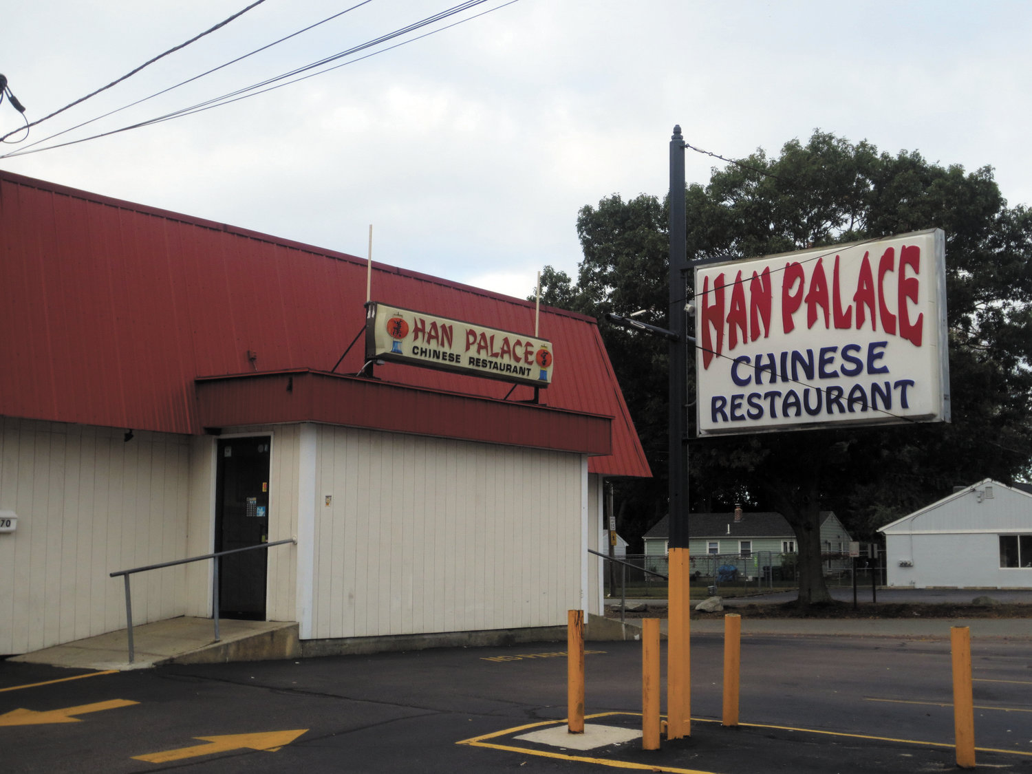 Han Palace is located at 2470 West Shore Road in Warwick.