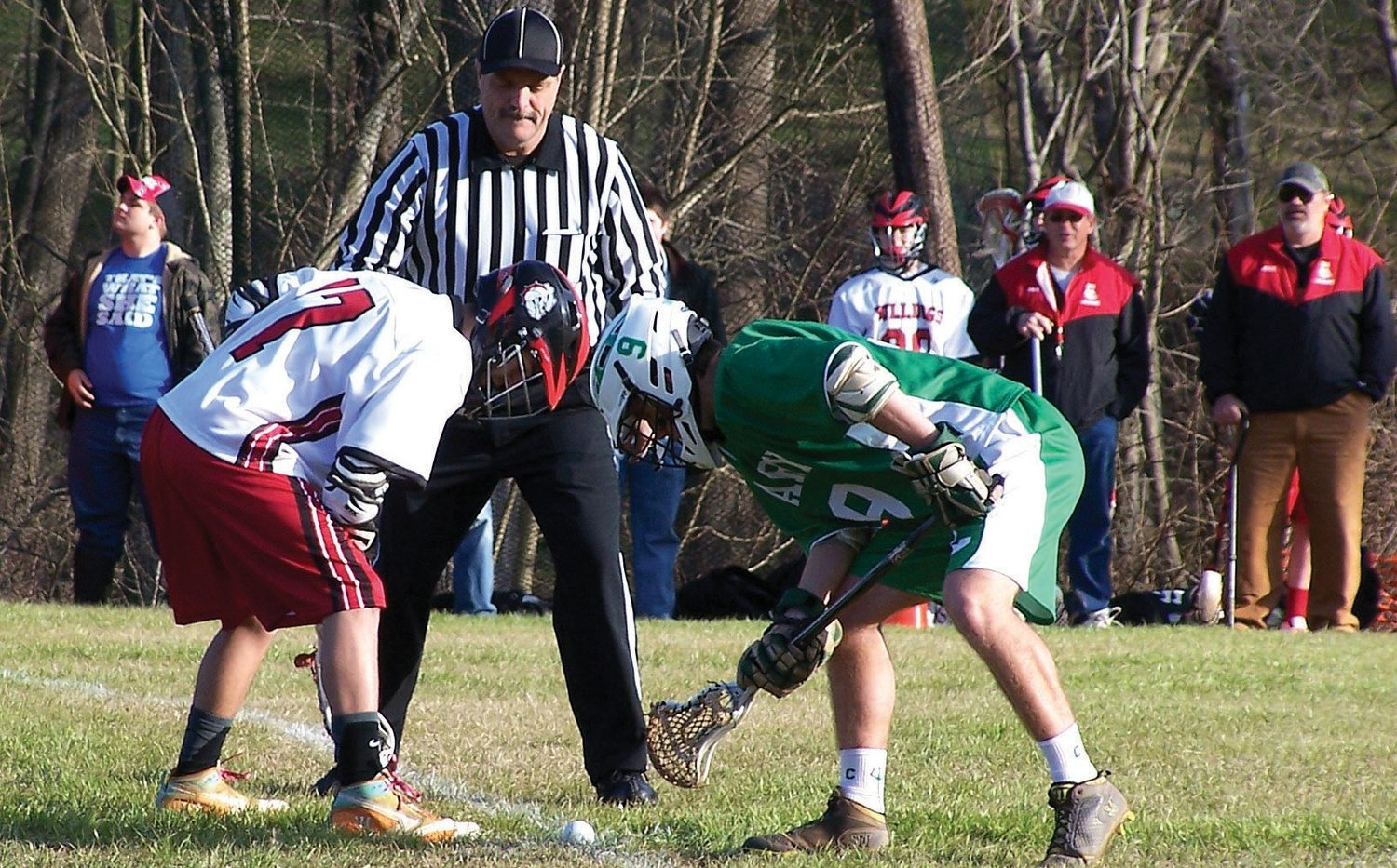 Roxboro Community School is looking to restart its lacrosse program under a new coaching after a year's hiatus. FILE