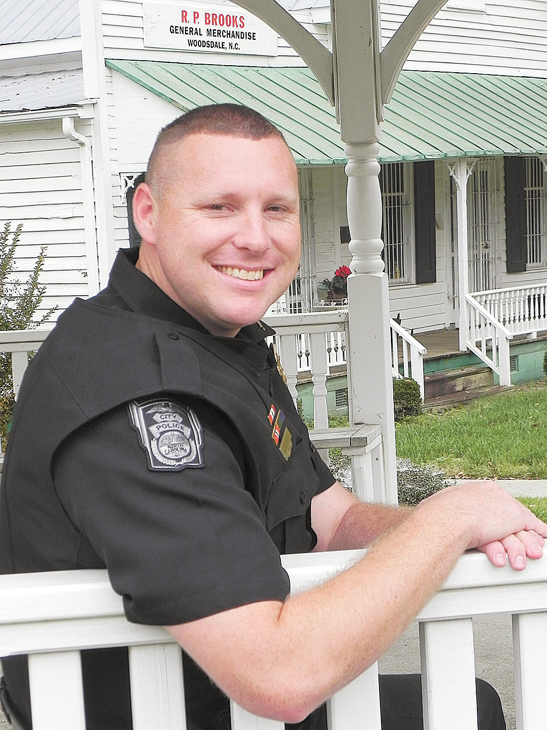 Roxboro Chief of Police David Hess will be among the featured speakers at a public presentation on human trafficking awareness.
