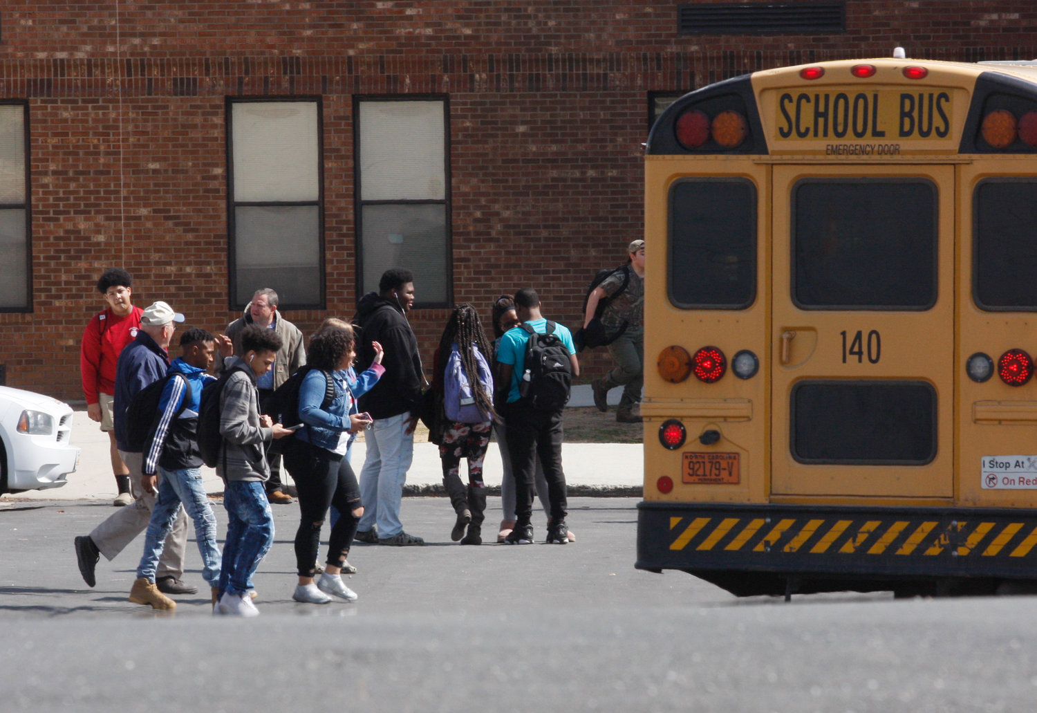 Classes begin Monday for Person County Schools.