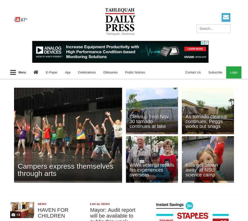 Look at what we made today! | Southern Newspaper Publishers