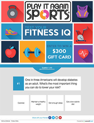 Start the New Year with a Health & Fitness Quiz Bundle