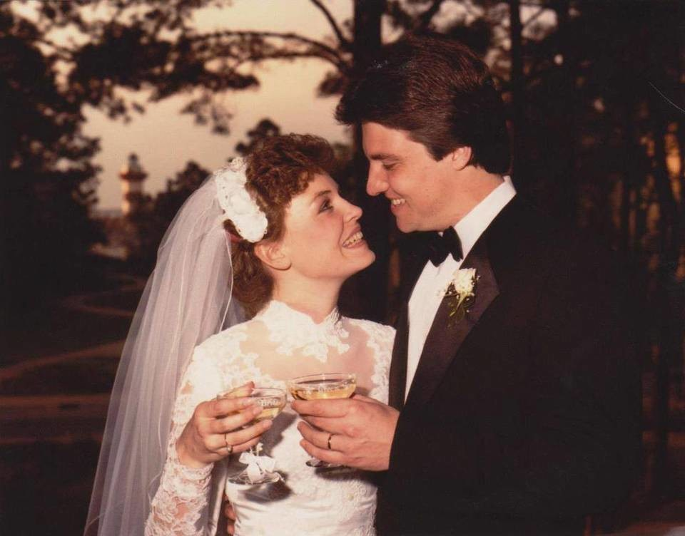 Sara Johnson Borton, publisher and president of The State, and her husband, Brett, recently celebrated their 32nd wedding anniversary.