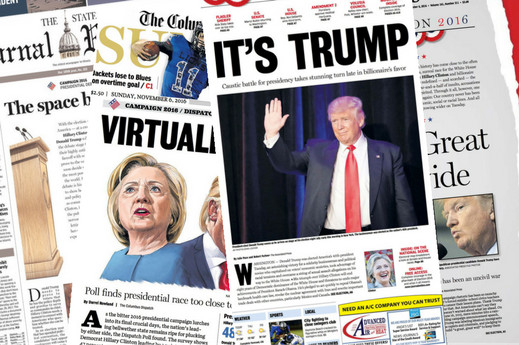 Why print newspapers remain the dominant media power in Britain