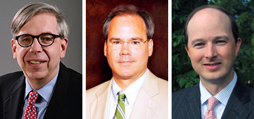 Nominated as officers of the SNPA Foundation Board of Trustees: Tom Silvestri, Hal Tanner III and Charles Hill Morris