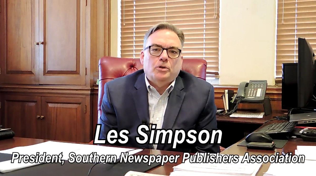 SNPA President Les Simpson invites members to join an SNPA committee and help shape the strategy of the association. View the video