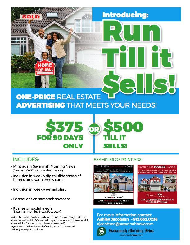 Run Till It $ells | Southern Newspaper Publishers Association