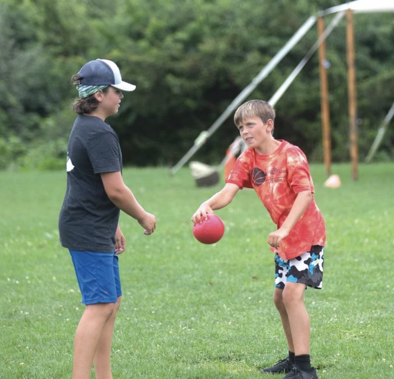 The Nantucket Boys & Girls Club committed to hold its summer camp this year, easing the burden on working parents worried about where their kids could go.