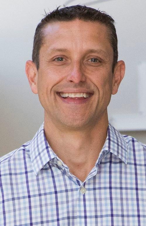 Nantucket High School principal John Buckey