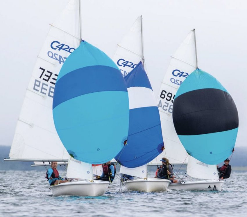 Nantucket Race Week will be scaled back this year due to coronavirus concerns, focusing more on small-boat racing.