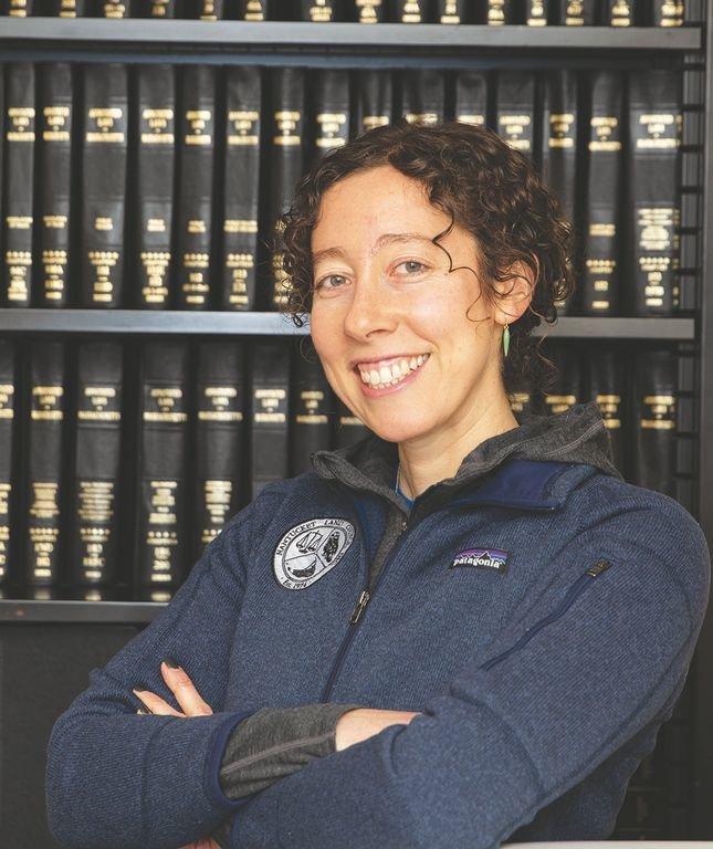 Nantucket Land Council executive director Emily Molden