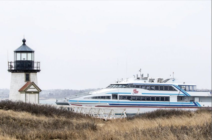 Town officials are concerned workers are continuing to travel to the island despite the town's stay-at-home order and moratorium on construction and landscaping.