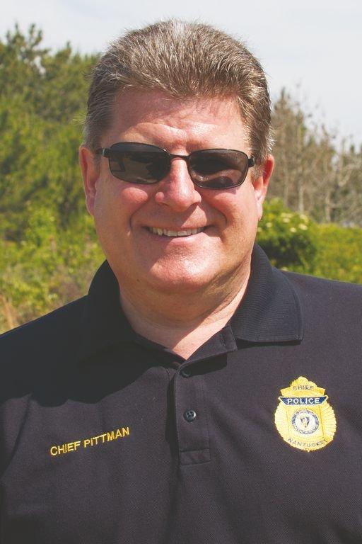 Police chief Bill Pittman
