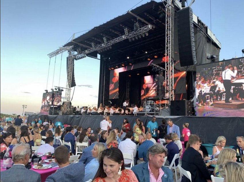 """This August's Boston Pops concert at Jetties Beach to benefit Nantucket Cottage Hospital has been canceled due to coronavirus, but a """"reimagined"""" event is already in the works."""