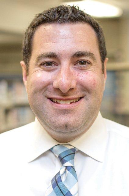 CPS principal Peter Cohen