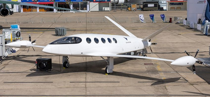Cape Air plans to integrate the Alice electric plane, made in Israel, into its fleet. Founder and CEO said they don't expect FAA certification until 2022 or 2023