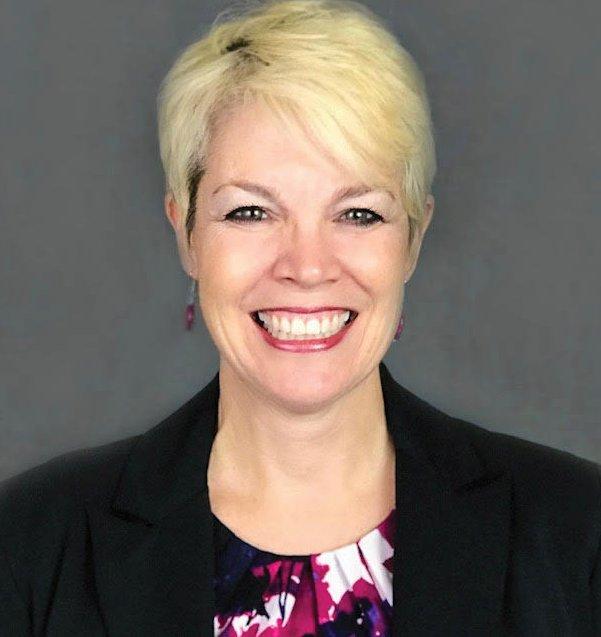 Deputy superintendent Elizabeth Hallett