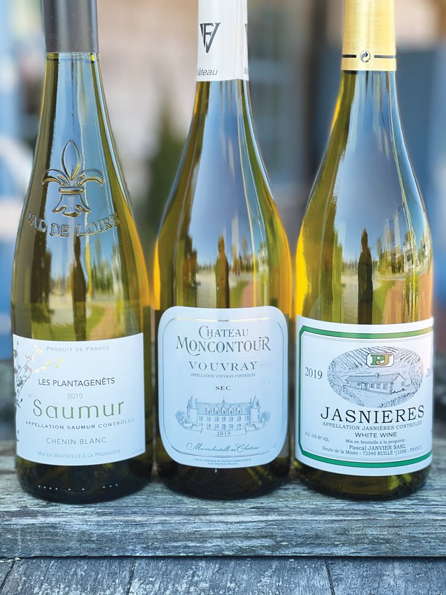 The versatile Chenin Blanc grape is found in white wines for varied tastes.