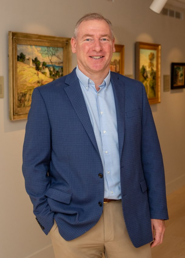 James Russell was put on administrative leave this week from his role as executive director of the Nantucket Historical Commission.