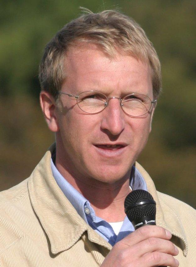 Nantucket Land Bank executive director Eric Savetsky