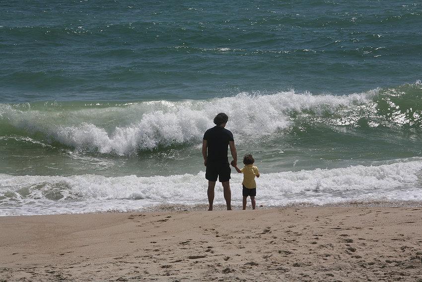 Madaket Beach earlier this year