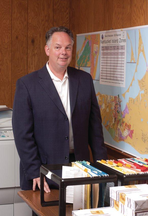 Planning director Andrew Vorce