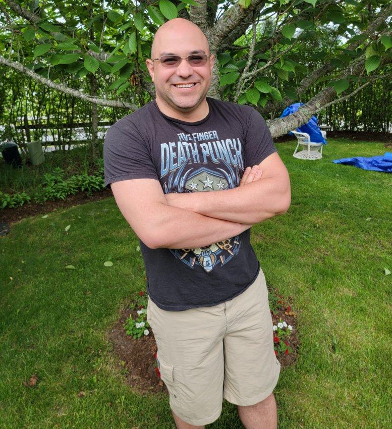 Nantucket Health Director Roberto Santamaria