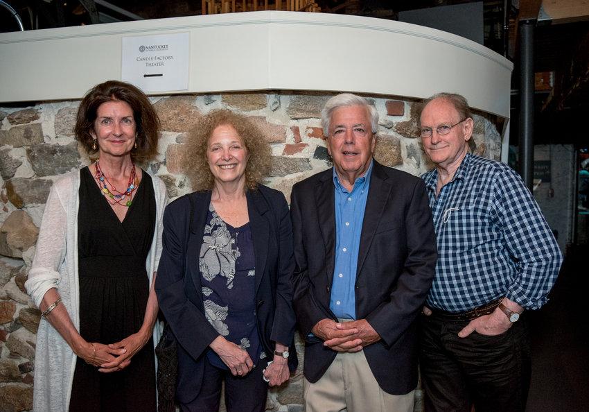 Blue Balliett, Laura Handman, Bill Klein, Harold Ickes