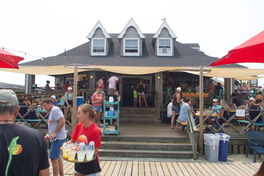 Sandbar, which has held the lease on the town-owned Jetties Beach concession for the past five years, is facing competition for the next five-year lease from the owner's of Millie's in Madaket, and a healthy-dining restaurant called SWIM.