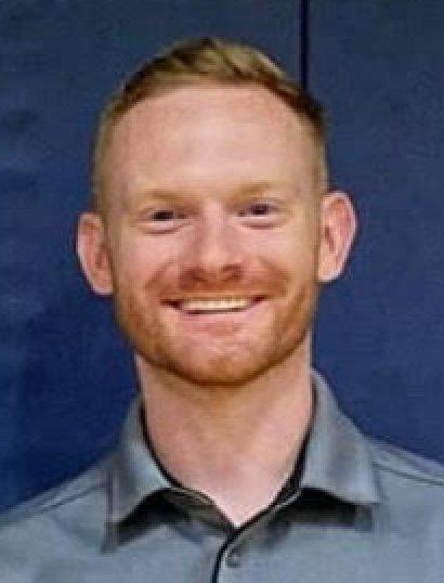 Assistant athletic director Matt Hunt