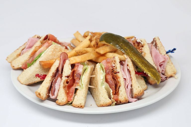 Sandwiches from Crosswinds are always a good option.