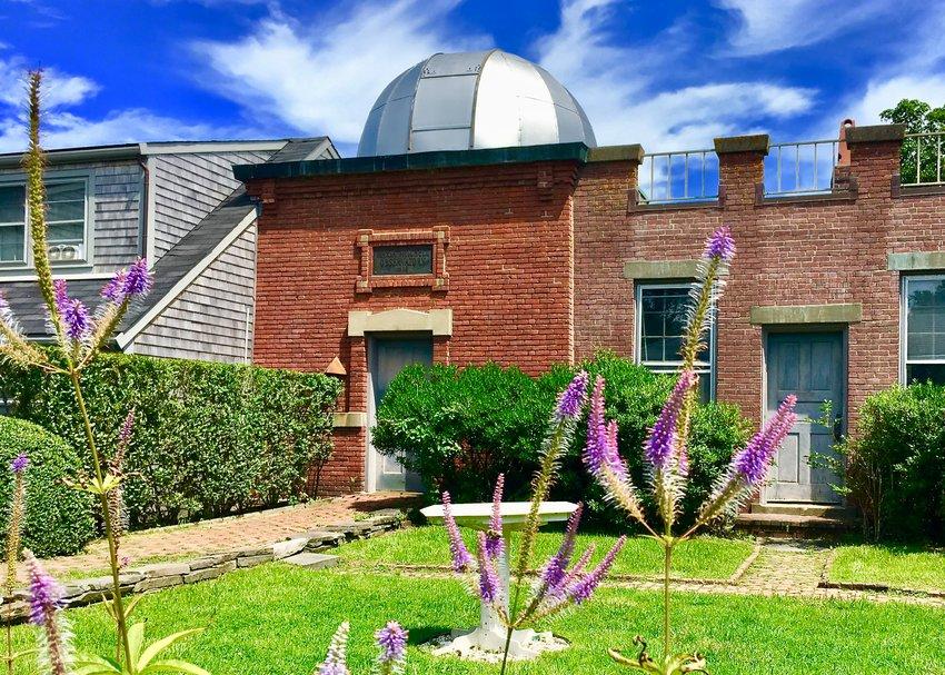The Maria Mitchell Association's Vestal Street Observatory.